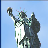 Statue of Liberty-Our symbol of optimism and hope