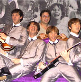 Stan with Beatles